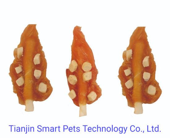 Dried Chicken Chip Pet Dog Cat Food