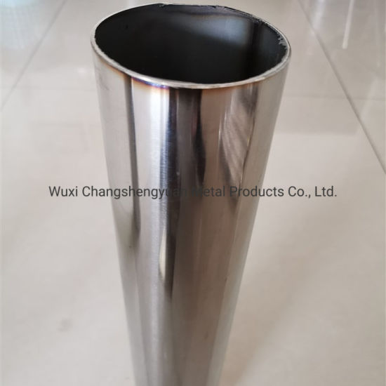 Building Material 210 304 316 316L Round Welded Seamless Stainless Steel Pipe pictures & photos