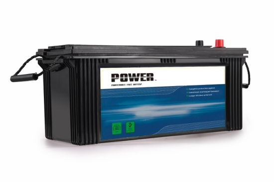 Lead Acid 12 Volt 120ah Truck Battery