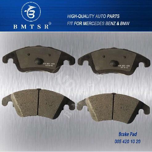 for Benz W212 W204 Auto Brake Pads OEM 0074207520