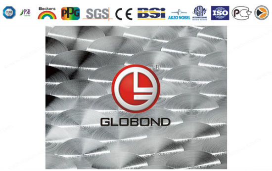 Globond Stainless Steel Wall Panel 014 pictures & photos