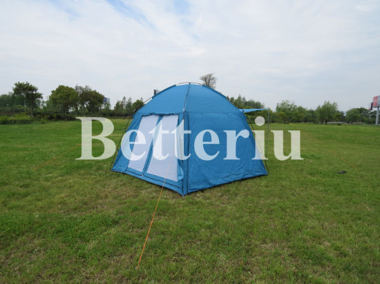 Cheap Dome Family Camping Tent for Sale pictures & photos