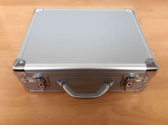 Latest High Quality Professional Aluminum Tool Case, Hard Case, Aluminum Case (KeLi-Tool-1502)