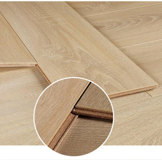 China German Hdf Laminate Flooring Waterproof Wood Laminate