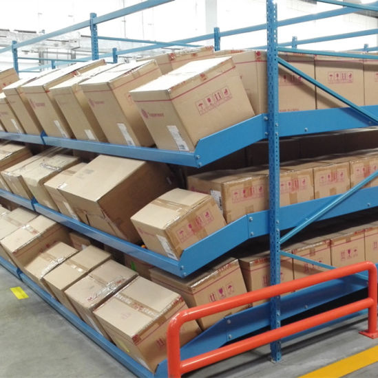 Warehouse Fifo Box Flow Through Racking pictures & photos