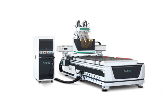 1325 Wood CNC Machine CNC Router for Door, Cabinet, Furniture