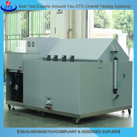 Scientific and Laboratory Equipment Composite Salt Spray Chamber with Temperature