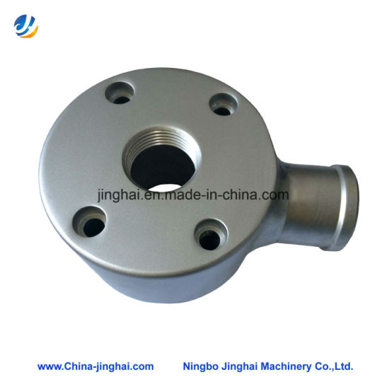 CNC Machining Aluminium Alloy Parts of Laser Equipment pictures & photos