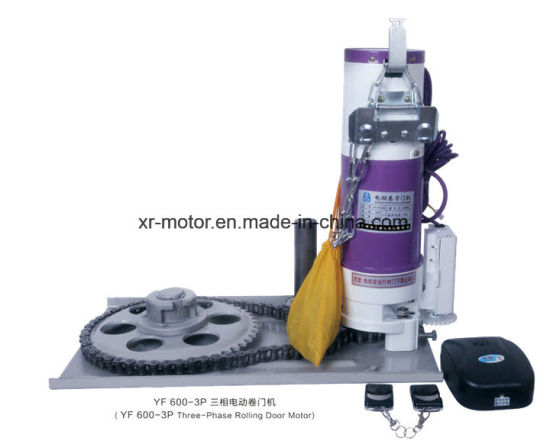 Yf800-3p/1000-3p Three-Phase Rolling Door Motor pictures & photos