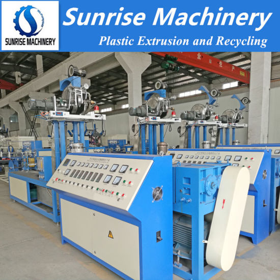 Plastic Drip Irrigation Belt / Tape / Pipe Extrusion Machine pictures & photos