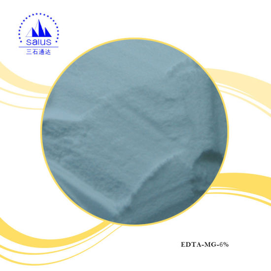 Chelate Fertilizers of EDTA Mg 6% pictures & photos