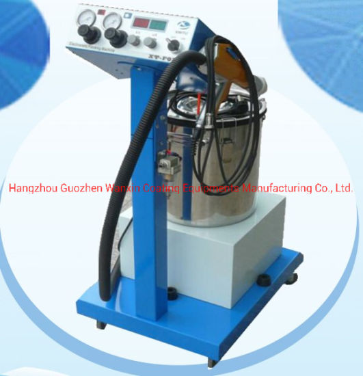 XT-F03 Good Quality High Electrostatic Flocking Machine