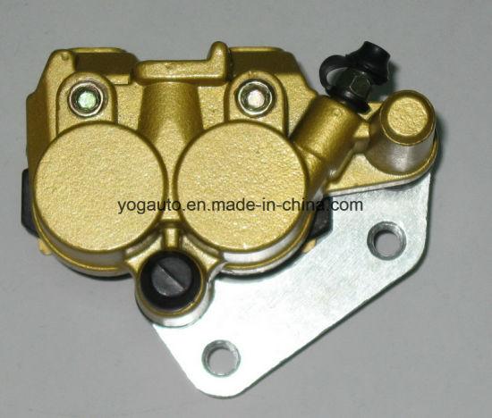 China Yog Motorcycle Parts Motorcycle Front Brake Caliper