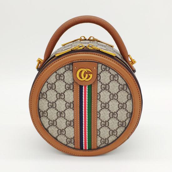 Women Fashion Hand Bag Luxury PVC Leather Designer Handbag