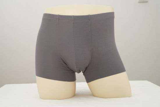 Fashionable Clothing Variety Styles 95% Cotton and 5% Spandex Mens Underwear Boxer Shorts