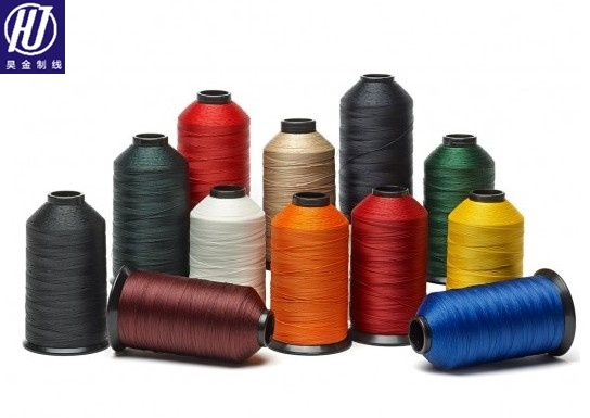 Bonded Continuous Filament Polyester Thread No Ply Separation pictures & photos
