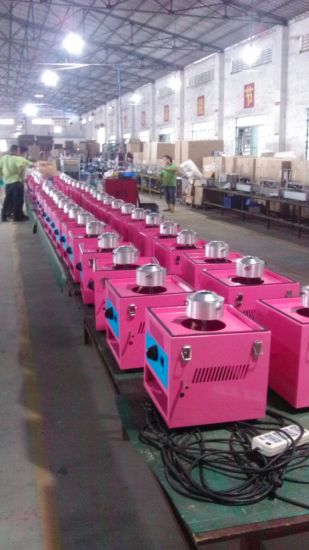 Electric Candy Floss Machine Made in China pictures & photos