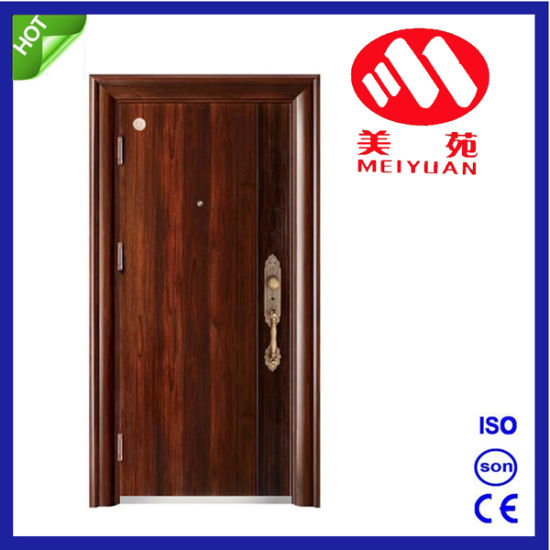 China European Style Security Steel Door For Interior Exterior