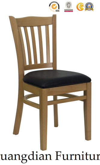 Customized Restaurant Furniture Wooden Dining Chair (HD458)