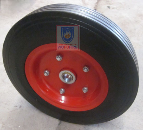 CO2 Trolley Rubber Wheels pictures & photos