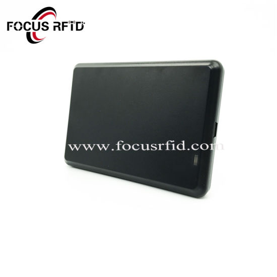 USB /RS232 13.56MHz Hf RFID Card Reader Only pictures & photos