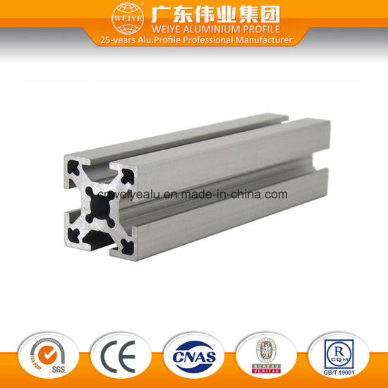 45*45 China T Slot Aluminum Extrusion Profile
