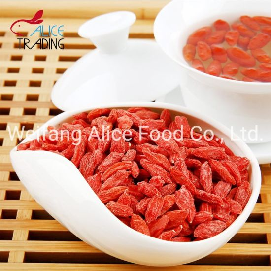 Long Shape And Sweet Taste Health Food Produced From China Dried