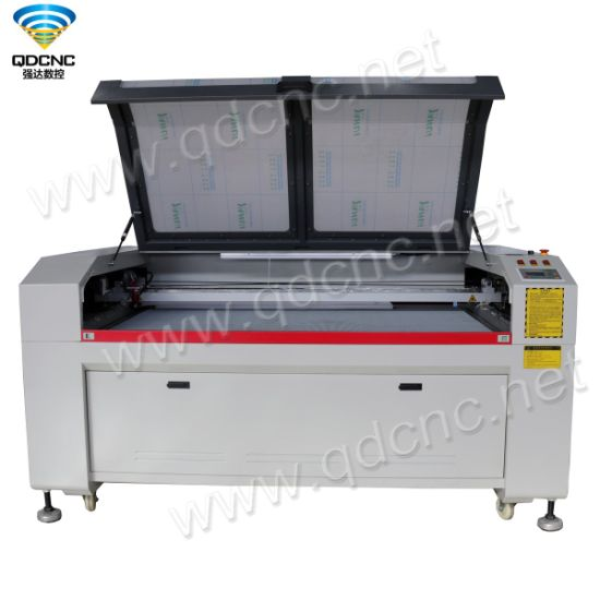 Laser Cutting Machine with Reci Brand Laser Tube Qd-1390 pictures & photos