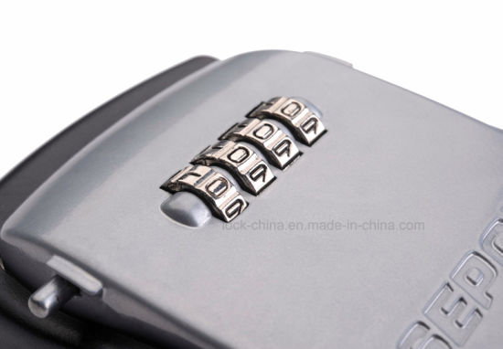 Sepox Wall Mounted Key Lock Box with 4-Digit Resettable Combination pictures & photos