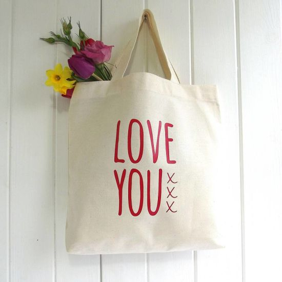 Girl's Cotton Canvas Tote Bag (Fly-Tb0045)