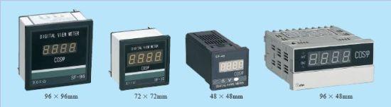 Digital Power Factor Meter (COS)