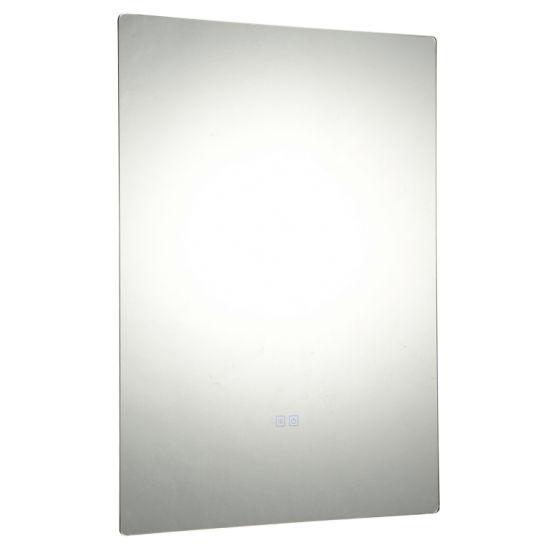 China Manufacturer Vanity Illuminated Backlit Lighted Mirror Bathroom Decor