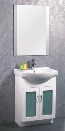 60cm MDF Bathroom Cabinet Furniture (C 6301)