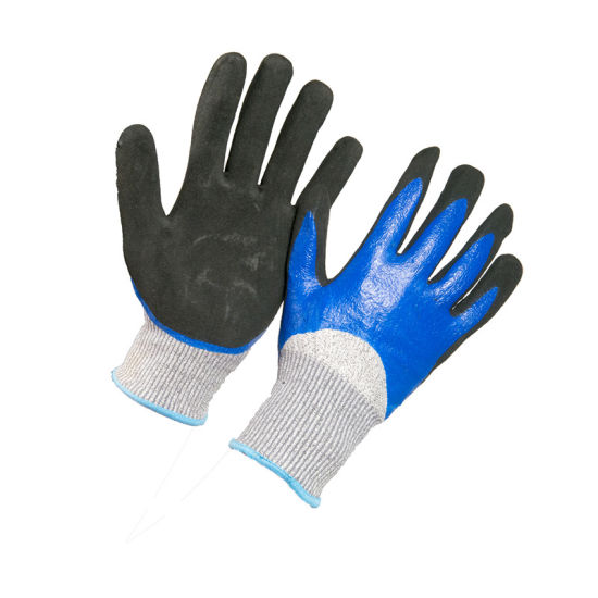 Factory High Quality Customized Anti-Cutting Safety Cut Resistance Gloves