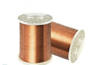 Factory Wholesale Round Enamled Copper Wire Apply To telecommunications And Instrumentations