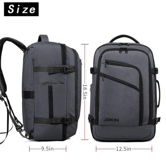 Wholesale Computer Charging Backpacks Custom Travelling USB Magic School Laptop Shoulder Bagpack Back Pack Bag Backpack