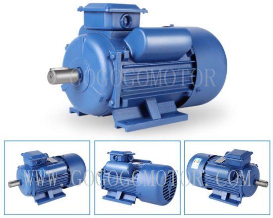 Yc Capacitor Start Series Single Phase Induction Motor (1/2HP-10HP)