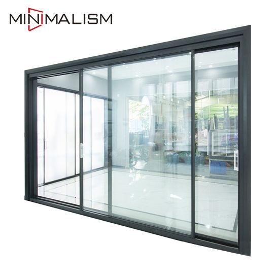 Latest Technology Fashion Design Aluminium Maglev Automatic Sliding Door