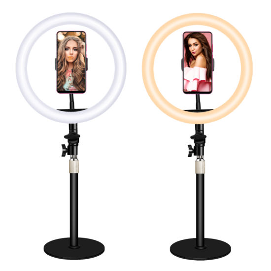 2020 New Selfie Ring Light Wireless Bluetooth Selfie Stick Mini Tripod Handheld Extendable Selfie Stick with Remote