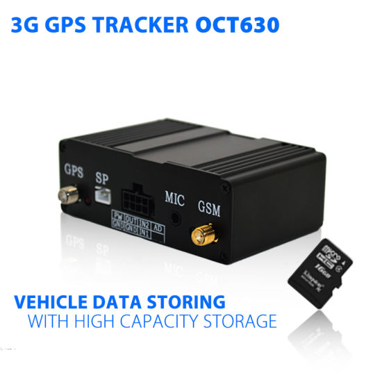 3G GPS GSM Tracker with Web Based System pictures & photos
