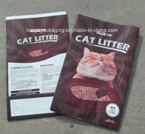 Cat Litter Paper Bag Multilayer Paper Packaging Kraft Bag pictures & photos