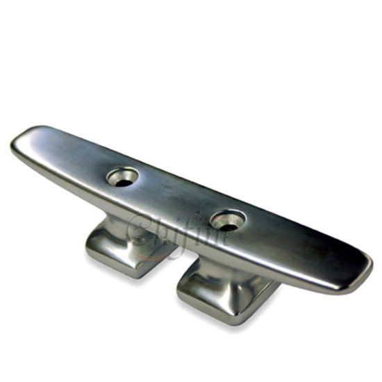 Custom Stainless Steel T316 Boat Cleat