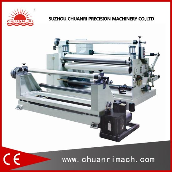 Roll Foam Tape, Paper Label, Film Automatic Slitting Rewinding Machine pictures & photos
