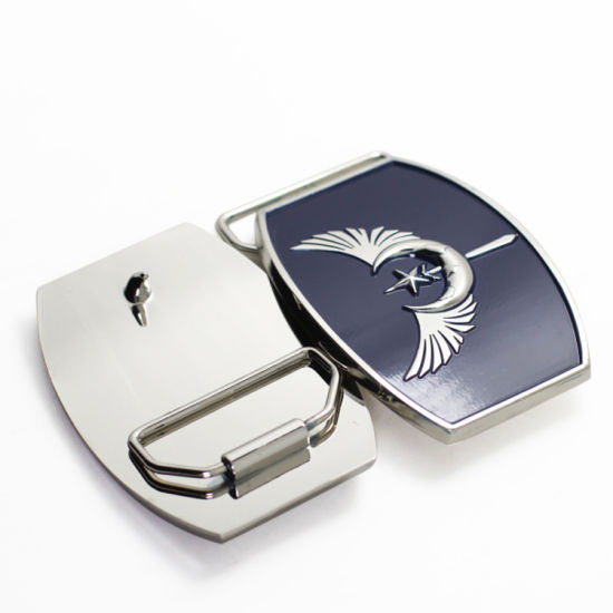 Wholesale Cheap Custom Metal Fashion Belt Accessories Mens Metal Belt Buckle