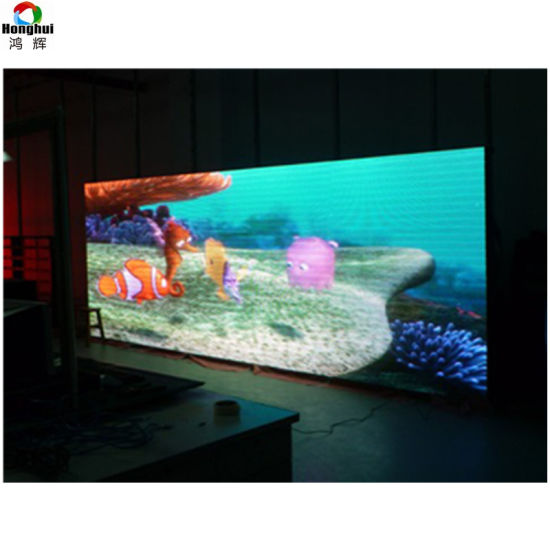 P6 Rental Outdoor LED Display LED Video Wall