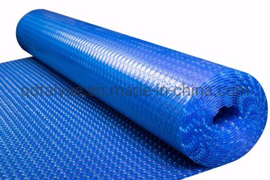 Blue Color Cheap Price Bubble Swimming Pool Solar Cover