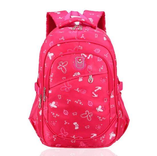 Capacity Printing S School Bag Children Backpack
