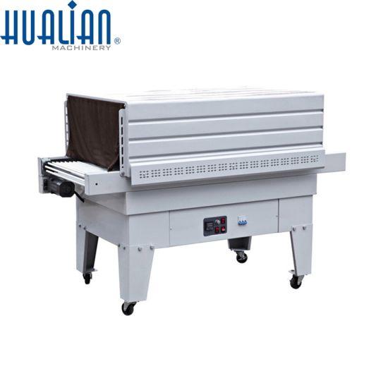 BS-6535la Hualian Box Shrink Wrap Machine Professtional
