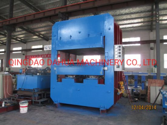 Frame Type Palte Vulcanizing Press Machine