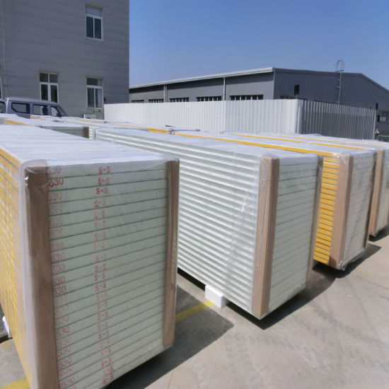 Low Price Heat Insulation PU Sandwich Panel for Cold Storage pictures & photos